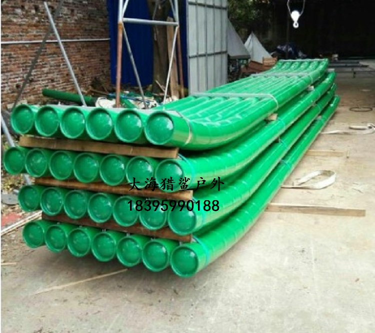 High-quality pvc plastic pipe 6 tubes bamboo raft boat sightseeing boat  rafting boat fishing boat fishing boat fishing boat available 15 years