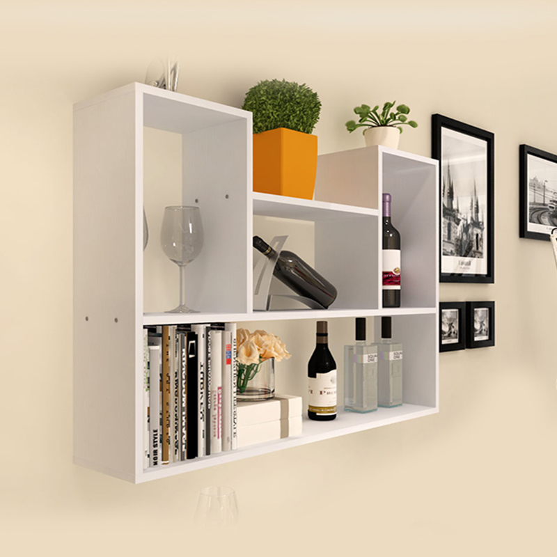 Wall Hanging Cabinet Towel Storage Cabinet, Waterproof Cabinet Punch Cabinet  Salon Products Cabinet Barber Products Shelf
