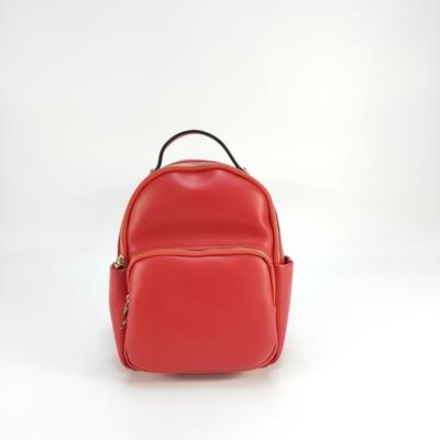 纯皮 意大利法国 外单品牌折扣店平价社会处理女式双肩背包