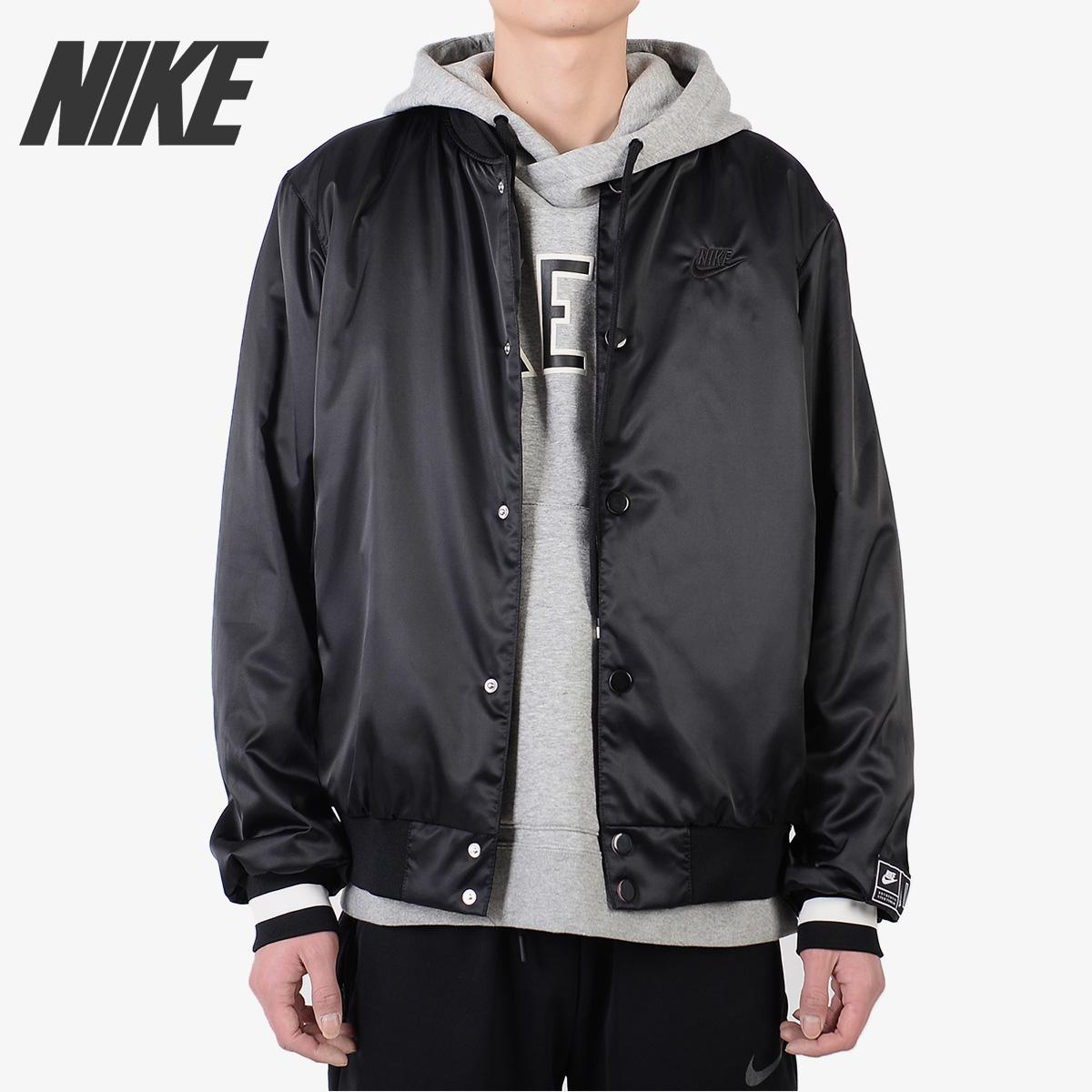 Nike/耐克正品19年新款 NIKE AIR 男子梭织夹克棉服外套AR1838
