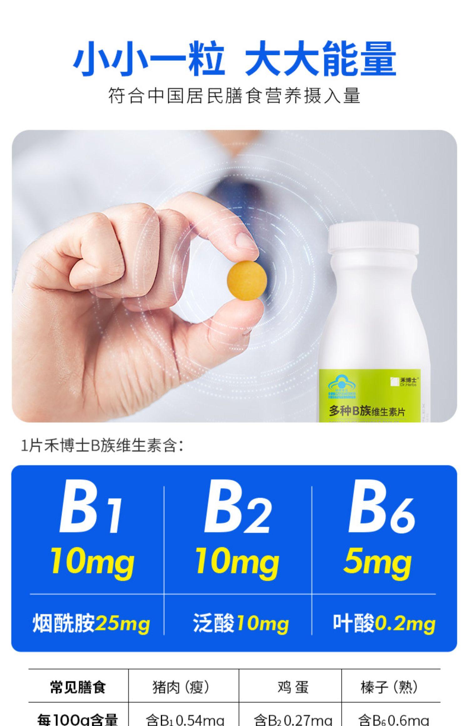 B族维生素真的能降肝火吗?完整的答案在这里