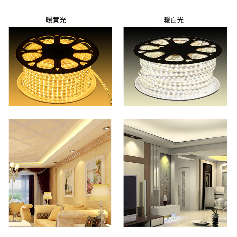Luminous color Warm white white blue green red other warm yellow  sc 1 st  YoYCart & NVC lighting led lights with long living room ceiling colorful color ...