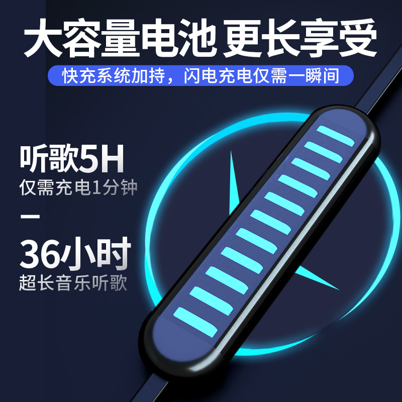 Goods Store Wireless Bluetooth Headset Binaural Halter Motion Running In Ear Mini Long Battery Life Small Stand Songs Dedicated Apple Meter High Sound Quality Suitable For Huawei Phone Models Cute Girls