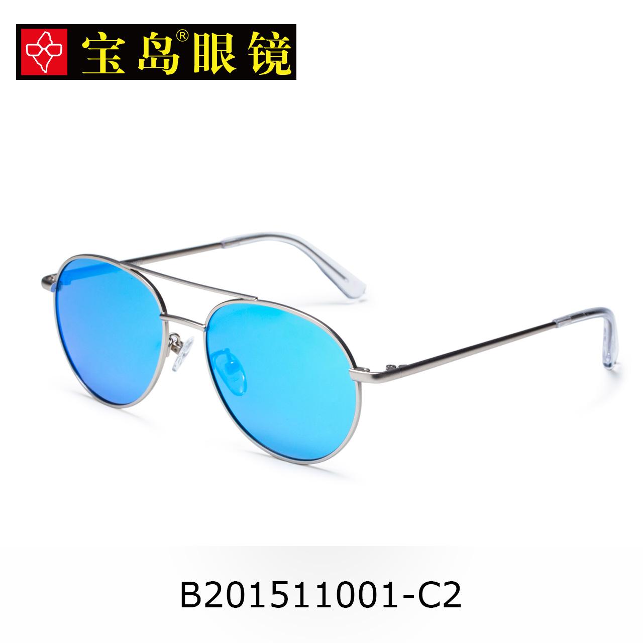 宝岛眼镜旗下 eyeplay 男女潮流偏光太阳镜 图12