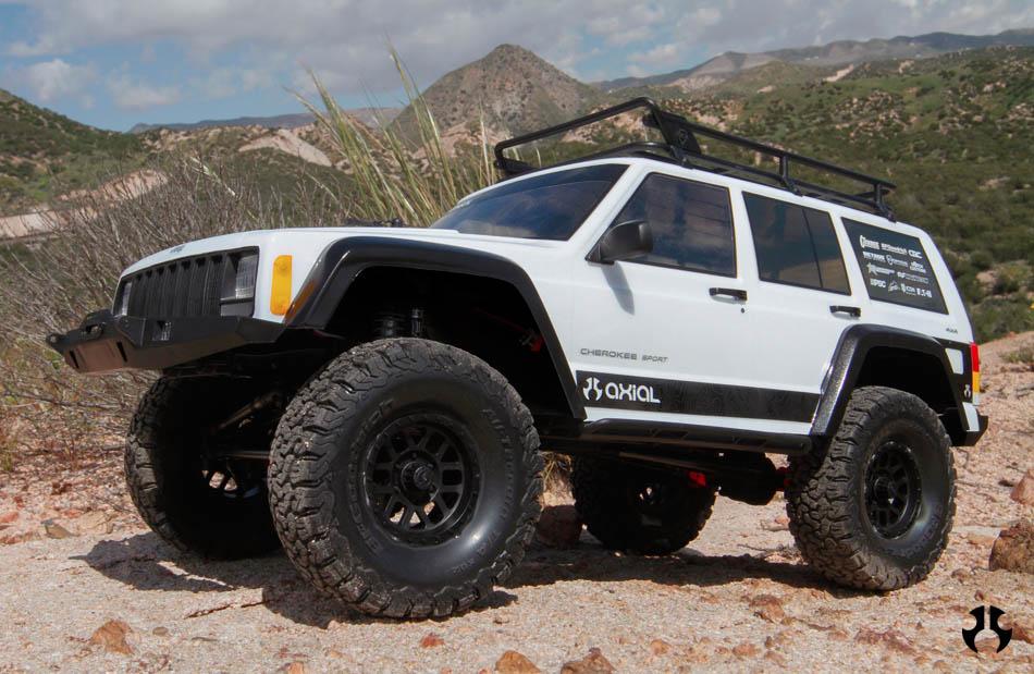 Axial 90046 AX90046 Cherokee KIT climbing car SCX10 II 2000 spot