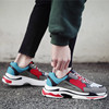Ins super fire men's shoes autumn and winter Korean version of the trend of shoes sports and leisure running tide shoes wild old cotton shoes