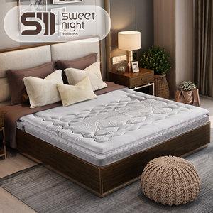 SW甜秘密床垫 棕垫薄环保席梦思床垫定制山棕椰棕高箱床垫