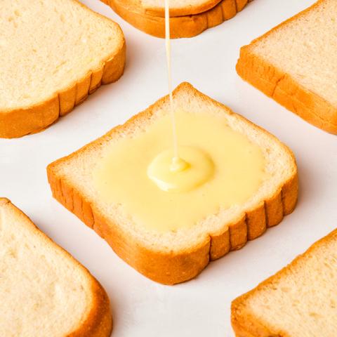 泓一豆乳夹心吐司面包整箱营养早餐速食学生零食懒人充饥夜宵食品