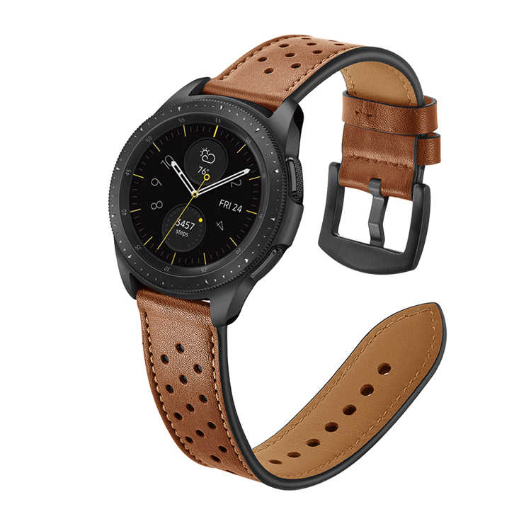 HOLE LEATHER STRAP [BROWN] TO SEND FILM