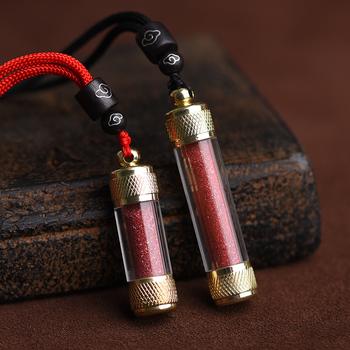 Подвески, кулоны,  Природный кино подвески портативный лотерейный мешок кулон оригинал порошок модель осень мужской и женщины ребенок ребенок зло ребенок ожерелье бутылка, цена 547 руб