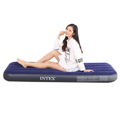INTEX气垫床 充气床垫双人家用加大单人折叠床垫充气垫简易便携床