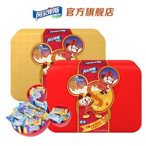阿尔卑斯VS迪士尼 高档糖果年货礼盒 500g/盒 主图