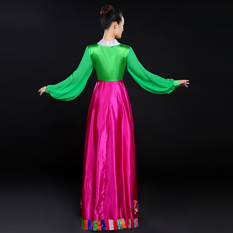 a6d93349014f8 ... lightbox moreview · lightbox moreview. PrevNext. Hanbok Palace  traditional dance costumes 2019 New ethnic costumes adult hanbok Korean  performance ...
