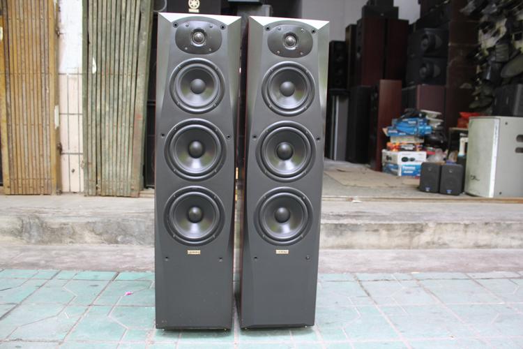 Hi-Fi акустика 【Группа Хинг электрических приборов】Дания джамо/джамо p270 комплект джамо двойной шесть-дюймовый четырех-блок пола стоящий динамик используется