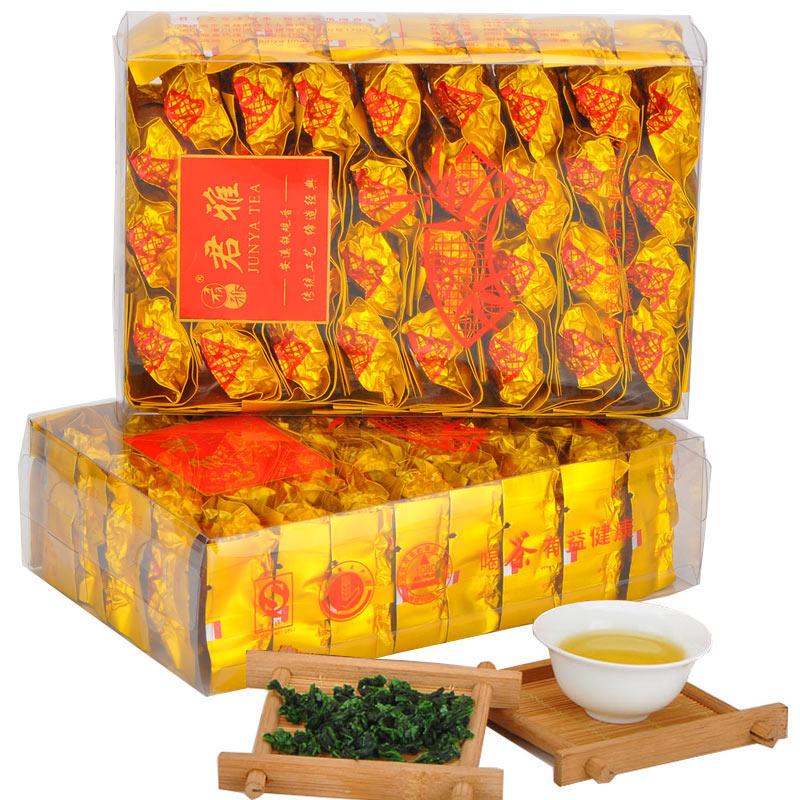 2017秋茶铁观音 安溪铁观音茶叶 浓香型 乌龙茶正品1725散装500g