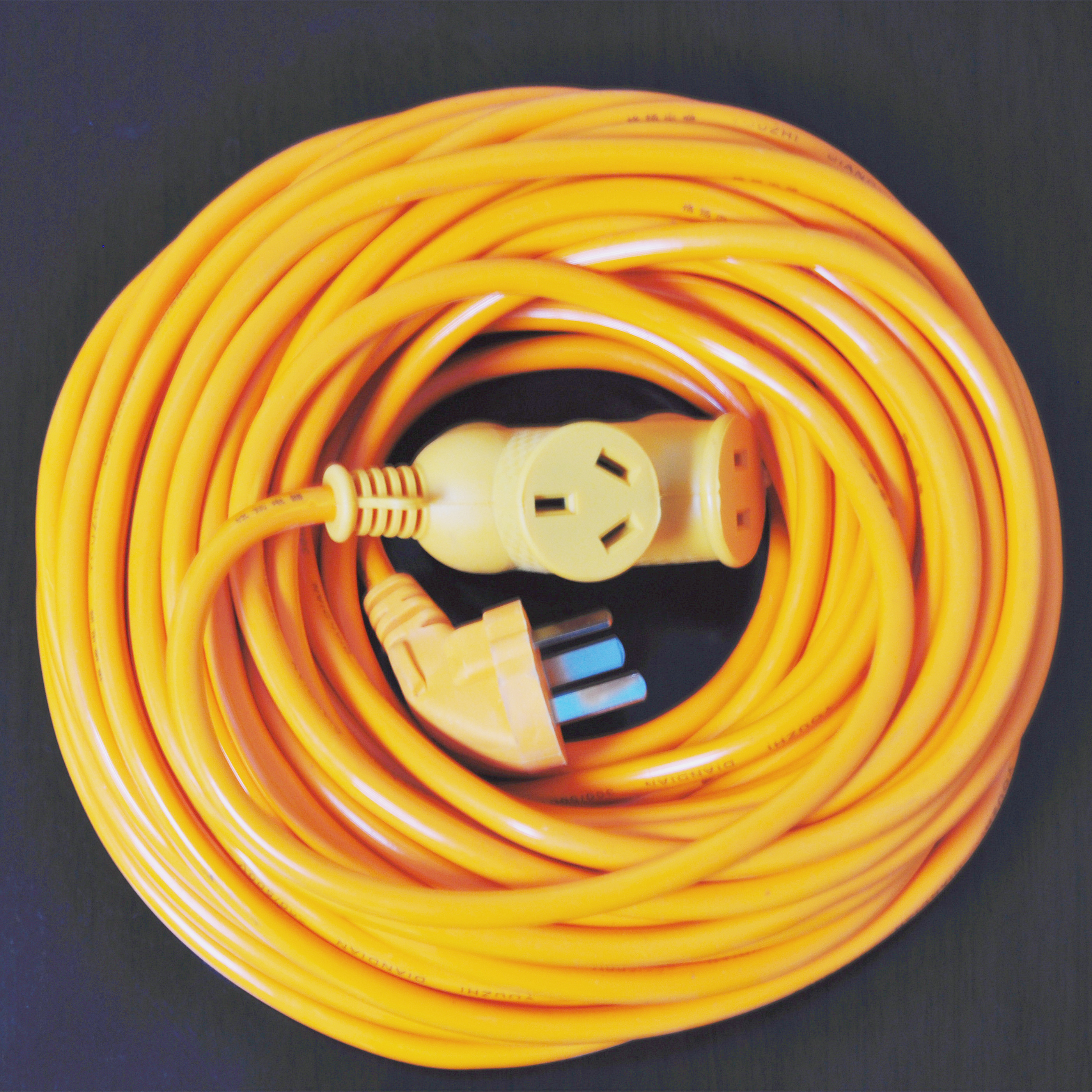 Usd 569 Electric Car Power Extension Line Long Socket Towline Electronic Wiring Board Lightbox Moreview