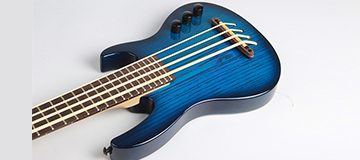 电贝司(Electric Bass)