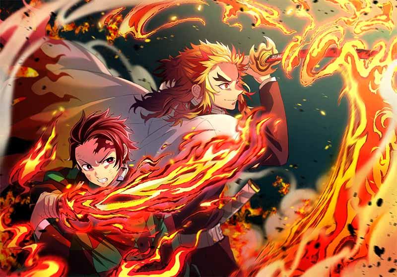 炎と日の共闘