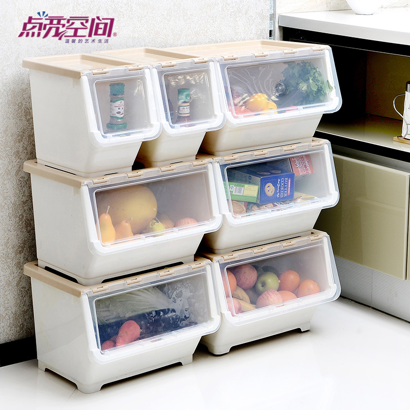 Storage Box Plastic Household