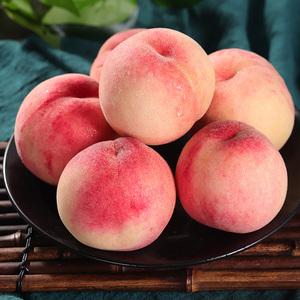 【西域果园】现货水蜜桃10斤整箱包邮