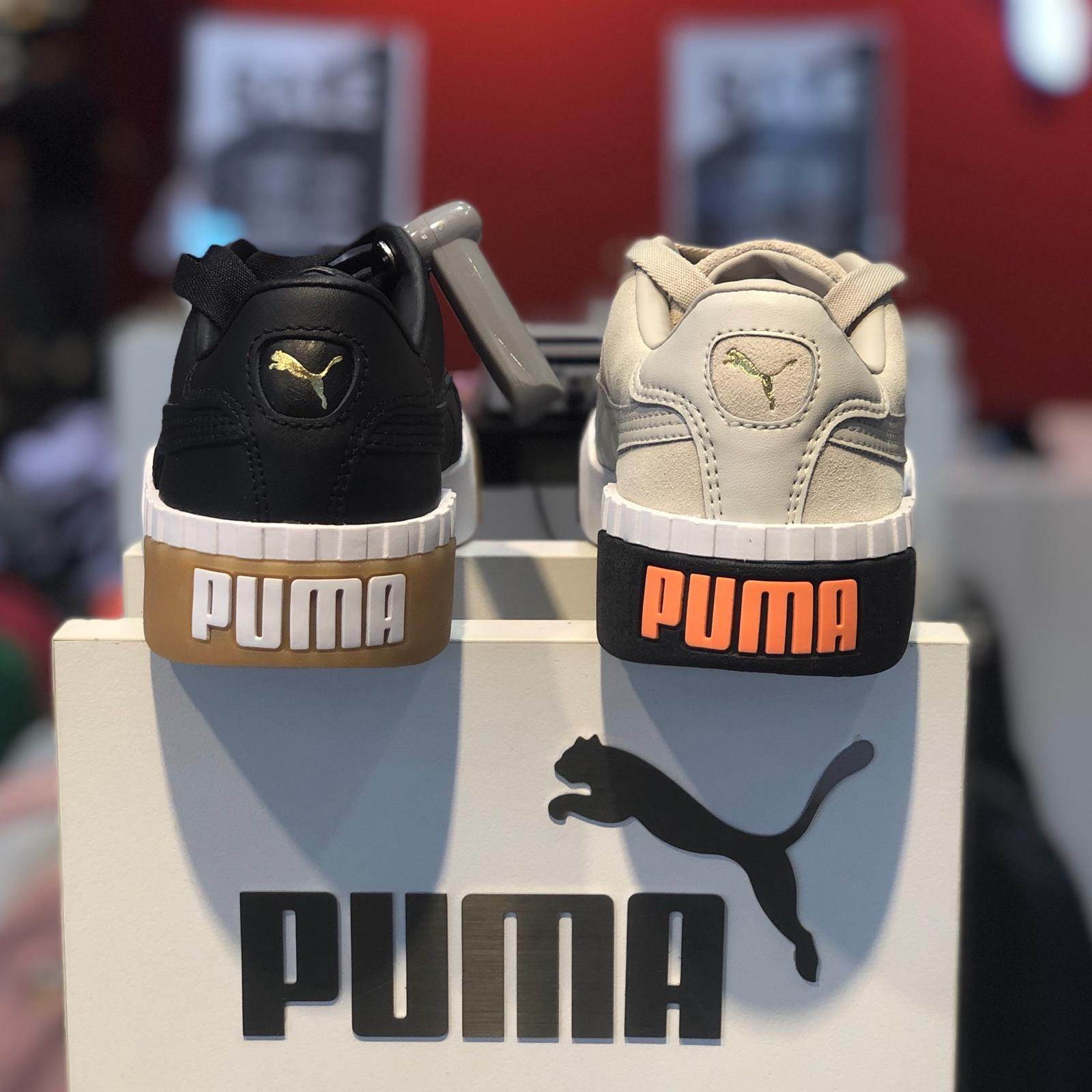 女鞋的店PUMA彪马松糕新款蕾哈娜同款厚底坏蛋板鞋休闲鞋369653