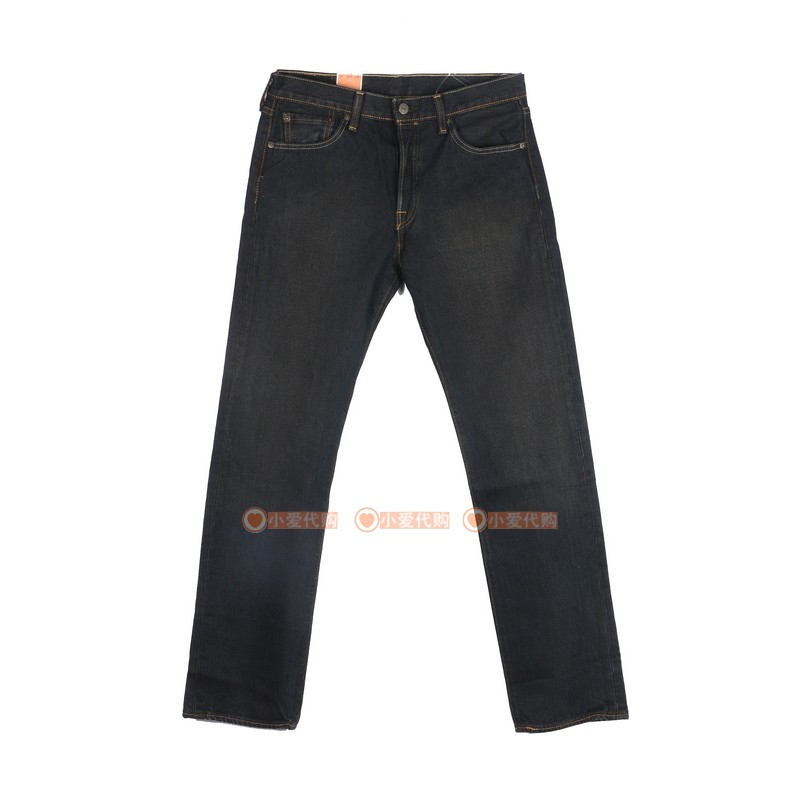 8b5b3ce62a0 ... Levis Levi's counter genuine 00501-2317 male jeans primary color straight  501 dark trousers
