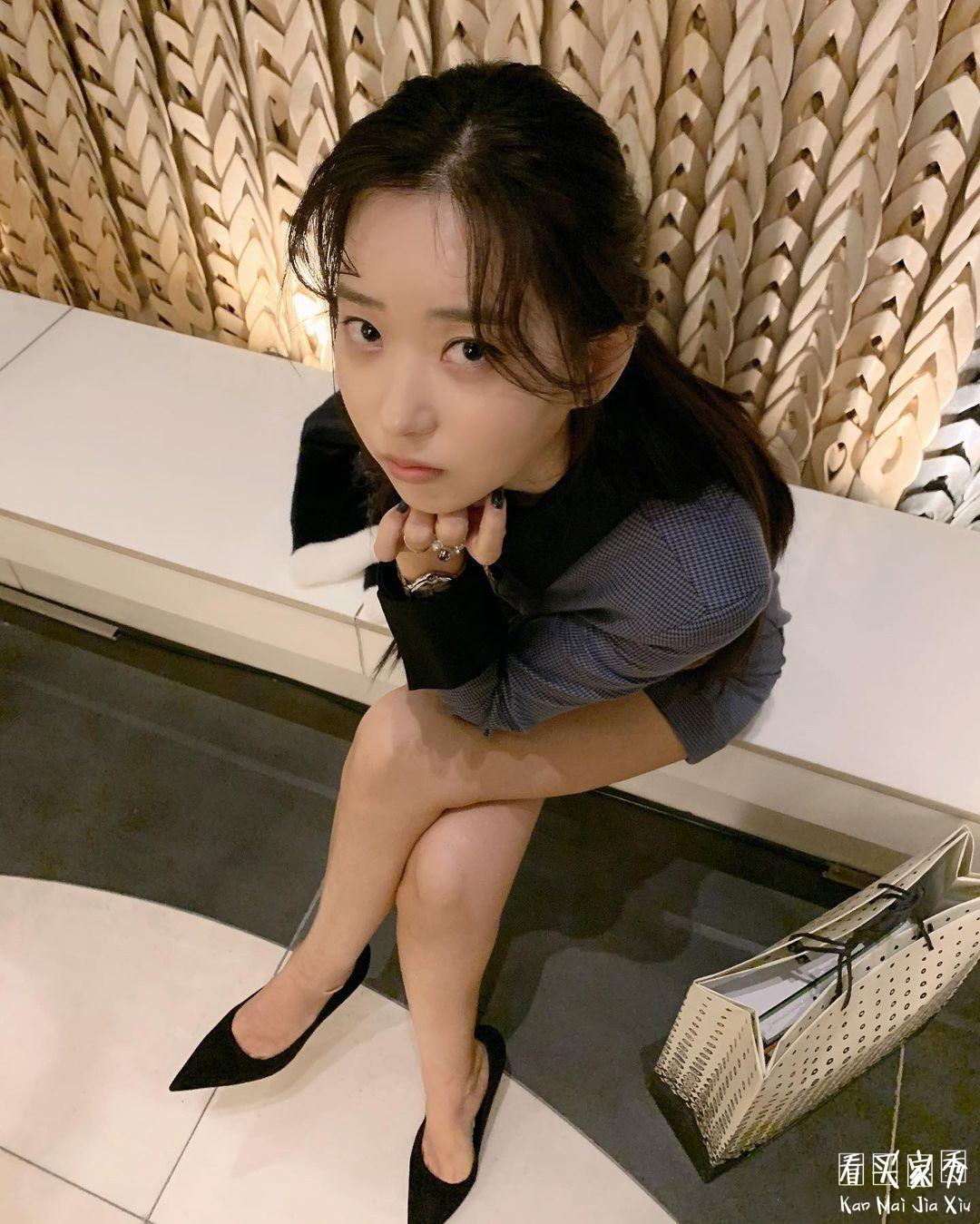 [微博福利]又细又长的大长腿美女,非常有古风的味道4