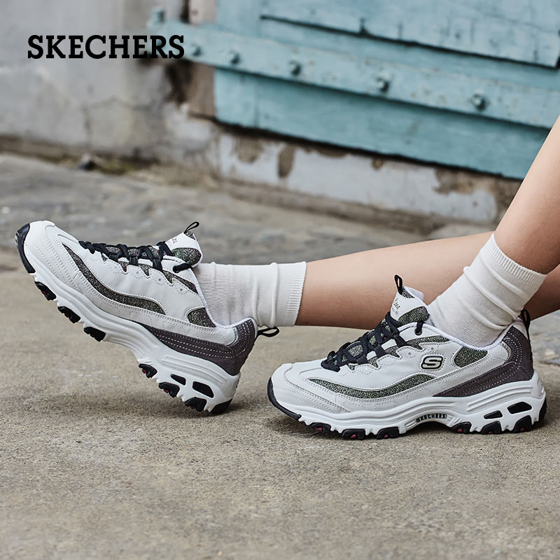 Resplandor Memorándum felicidad  USD 159.03] Skechers Skech D'lites retro thick-bottomed dad shoes ladies  casual sneakers 99999958. - Wholesale from China online shopping | Buy  asian products online from the best shoping agent - ChinaHao.com