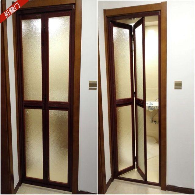 Folding Door Aluminum Alloy Bathroom