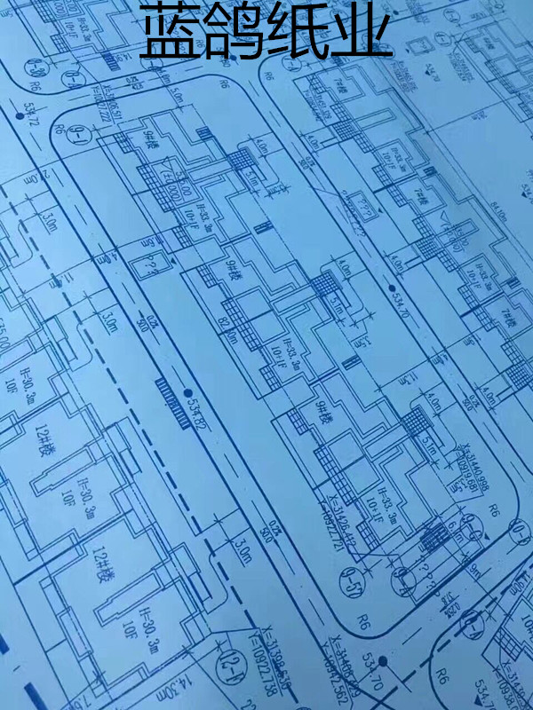 Usd 1118 laser single sided duplex blueprint paper a3a4 flat sheet lightbox moreview malvernweather Image collections