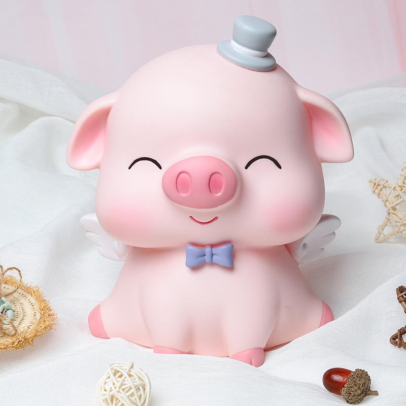 小猪猪存钱罐防摔儿童女生女孩可爱储蓄罐储钱罐网红男孩生日礼物