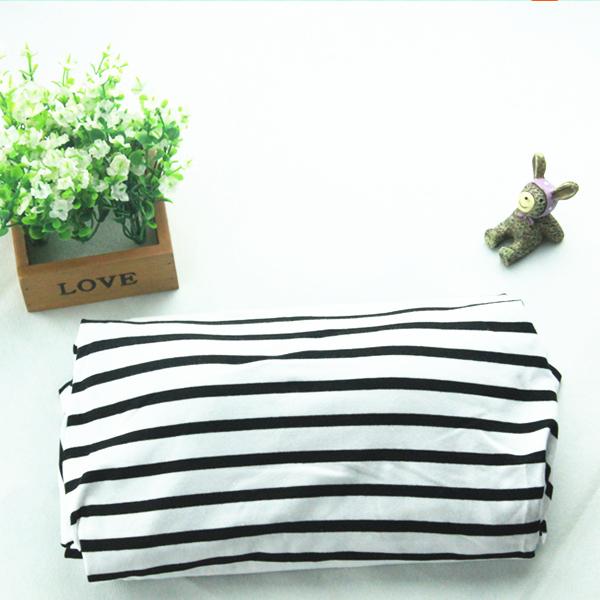 Цвет: б пункте черный и белый полосатый хлопок