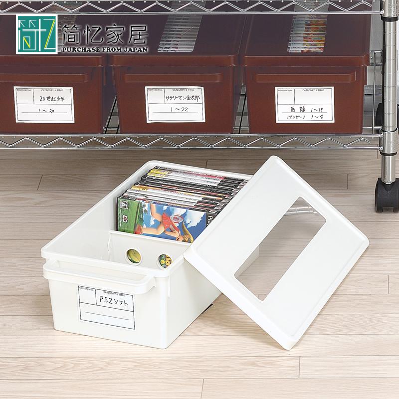Иморт из японии гравировка запись cd CD коробка большой емкости DVD диск в коробку сын PS4 карикатура книга разбираться коробка