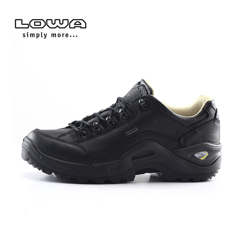 LOWA登山徒步鞋RENEGADE DLX GTX复古男式低帮L510951026