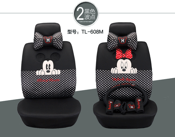 Best Gift ONSALEMickey Minnie Mouse Car Seat Covers