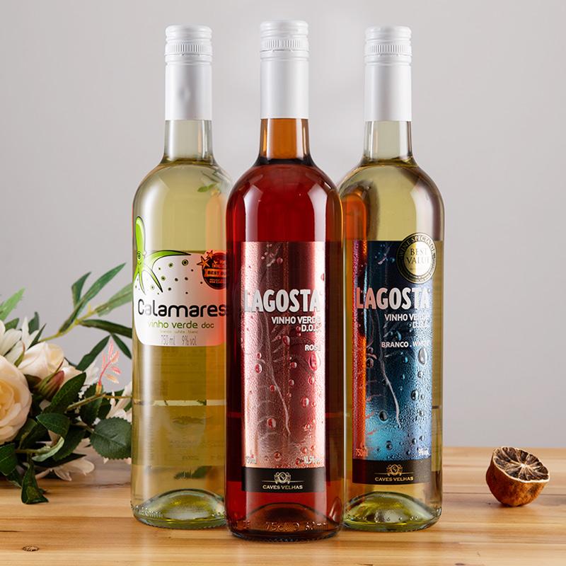 葡萄牙原瓶进口 章鱼 DOC最高级 半甜葡萄酒 750ml*4瓶 天猫优惠券折后¥49包邮(¥99-50)葡龙及组合可选