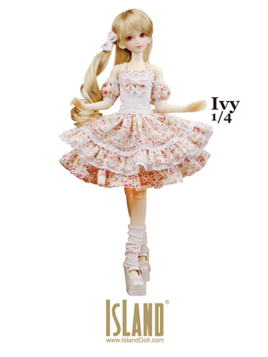 taobao agent 【Kaka】BJD/SD Doll Island Club dolls 1/4 points BJD Ivy ID-45-4 with ID45 body