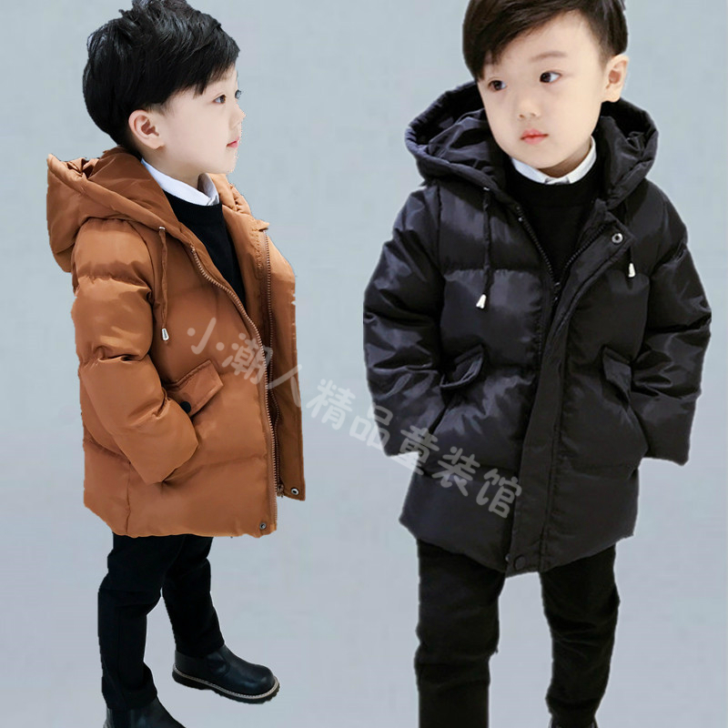2 boys padded coat 3 children s down jacket 4 Baby long section cotton  padded 5 little 6cdcbe247e