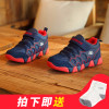 Children's sports shoes boys shoes spring and autumn 2018 new breathable children casual running shoes shoes girls shoes