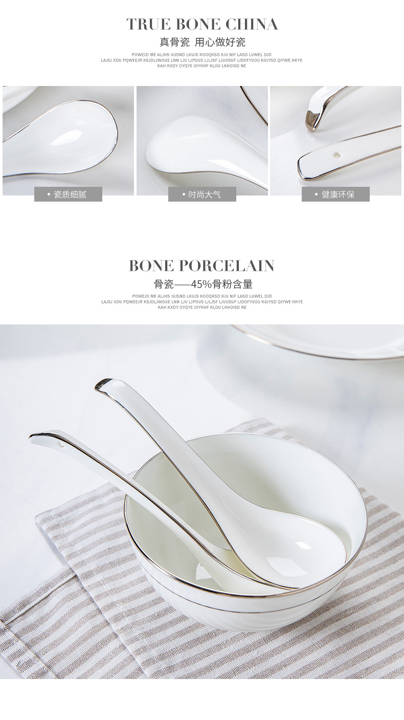 Ipads porcelain spoon Nordic home ideas dear little spoon ceramic white ipads China up phnom penh small spoon, spoon, ladle the soup