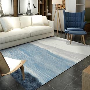 北歐風簡約卧室客廳牀邊墊可定製
