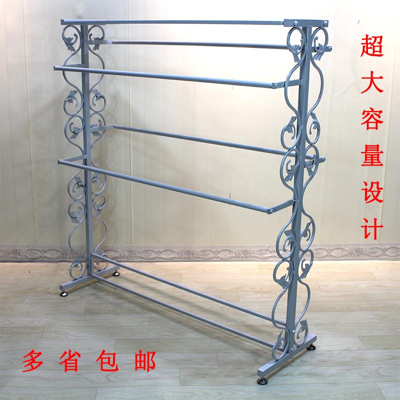 USD 4040] Wrought Iron Underwear Shelves Bra Display Stand European Cool Wrought Iron Display Stands