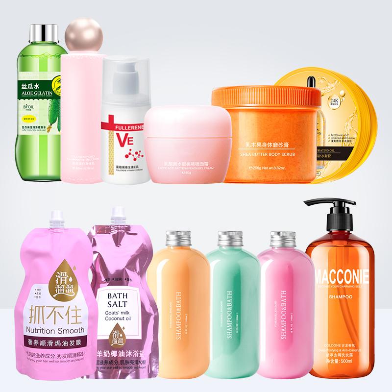【任选4件】洗浴护肤精品组合
