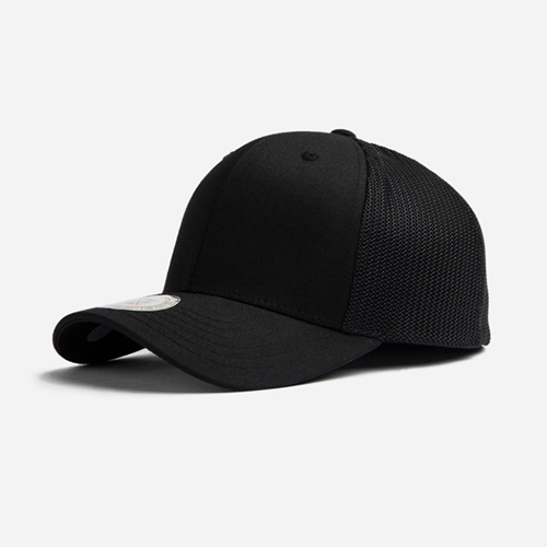 South Korea Flipper hard top mesh baseball cap big head cap female Korean  version of the Wild face small head hat bf8b43caf50