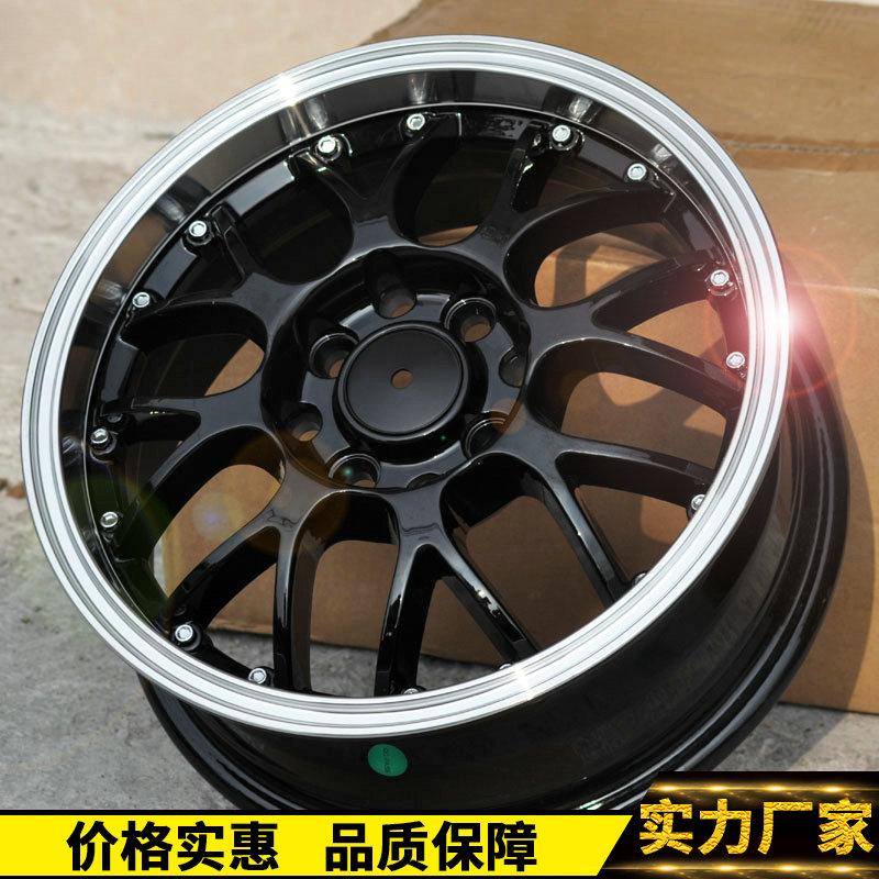 Bánh xe 15 inch 16 inch sửa đổi 17 inch phù hợp cho: GK5 Swift Rena Qin Leiling Ling Du Yishen - Rim