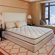 雅兰床垫 万豪酒店 乳胶床垫独立弹簧席梦