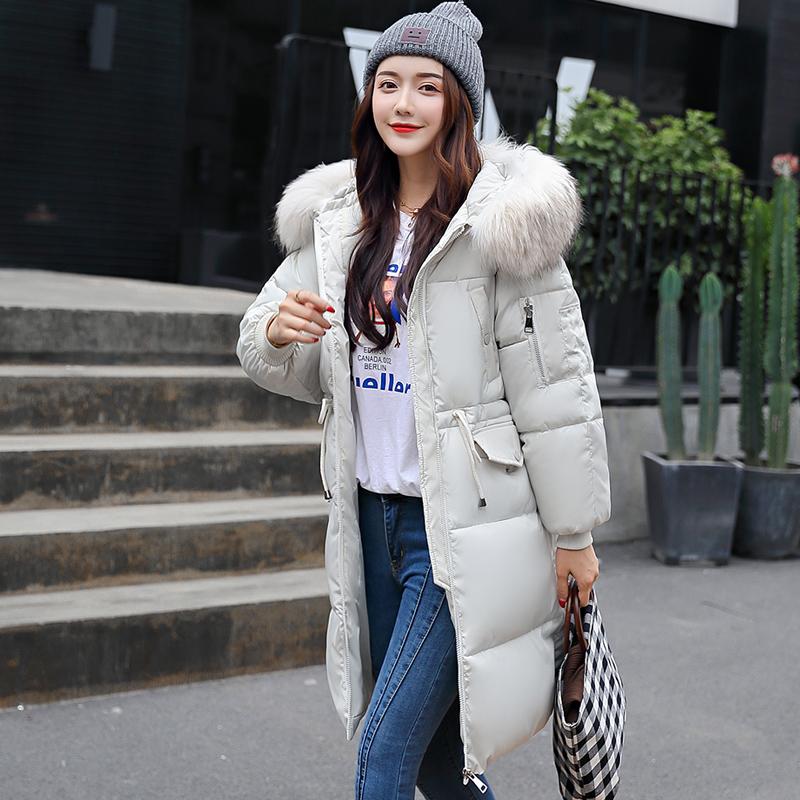 Áo khoác cotton chống mùa cho nữ dài phiên bản Hàn Quốc của Slim đặc biệt giảm giá áo khoác cotton thời trang áo khoác cotton cho học sinh