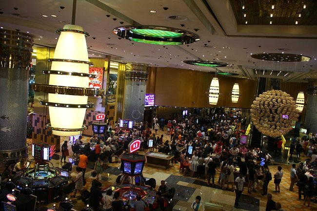 澳门赌场原来没有想象中那么奢华