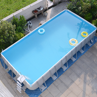 Intex стоять плавательный бассейн домой крупномасштабный ребенок бассейн комнатный сгущаться на открытом воздухе лето роса день пруд негабаритный, цена 13184 руб