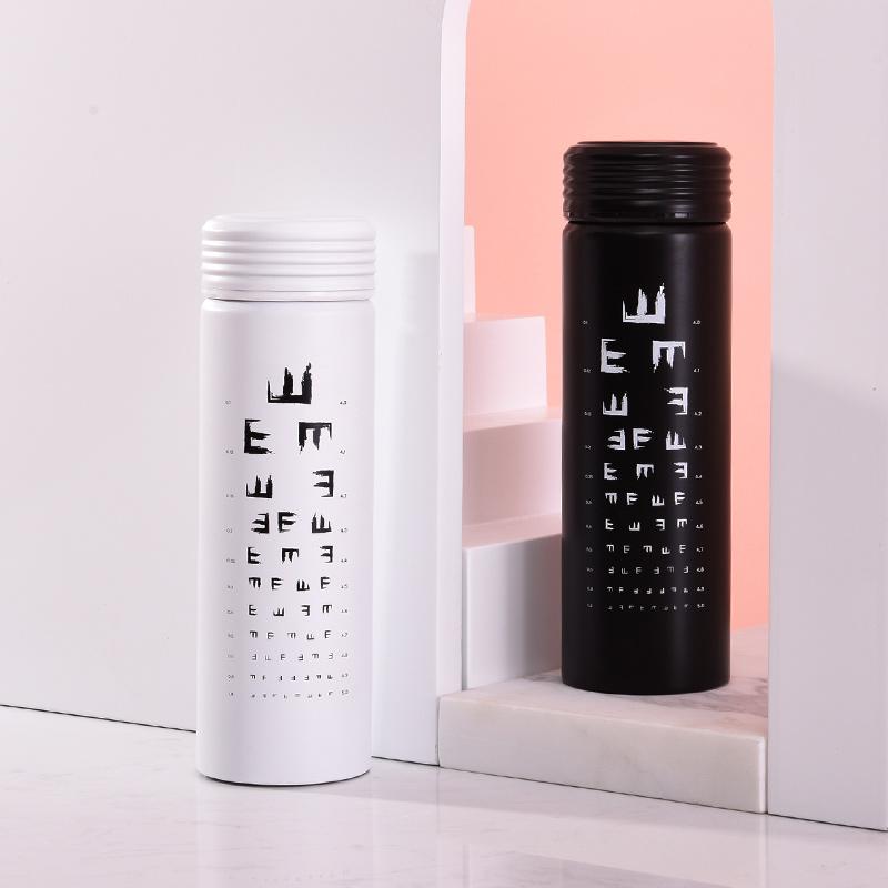 哈尔斯保温杯女车载便携学生韩版不锈钢水杯简约小清新保温水杯